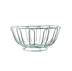BANQUET LINEA Wire basket 17.5 x 8 cm